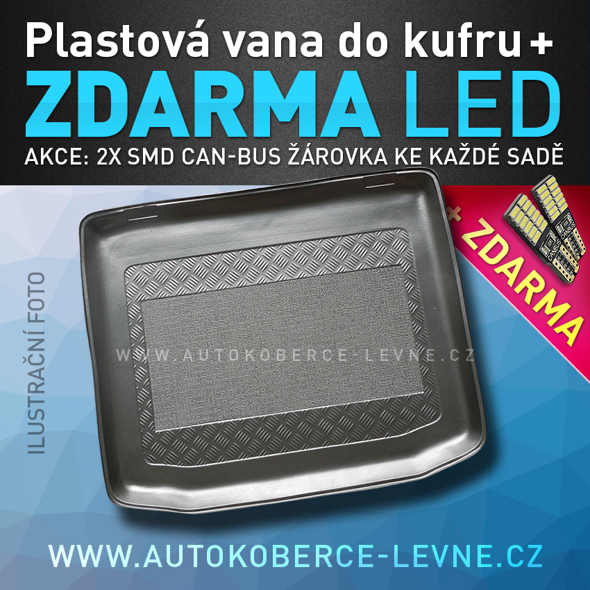 AKCE: Vana do kufru BMW E60 4dv.,r.v.03- sedan