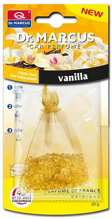 Vůně do auta - FRESH BAG - Vanilla