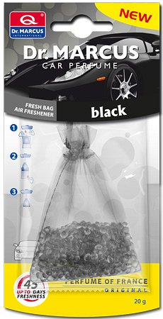 Vůně do auta - FRESH BAG - Black