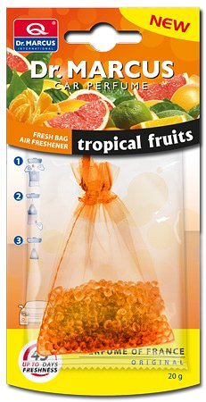 Vůně do auta - FRESH BAG - Tropical Fruit