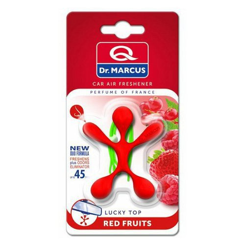 Vůně do auta - LUCKY TOP - Red Fruits