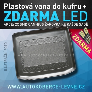 AKCE: Vana do kufru Audi A4 4dv, r.v.01-03 sedan